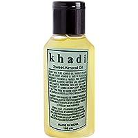 Khadi Khazana Sweet Almond Oil (100ml)
