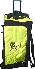 Rakshak Hustler Bag Tetron with Wheels - Full Size (Colors May Vary)