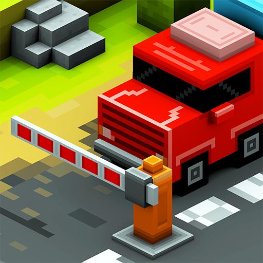 Blocky Gate (Map Tank)