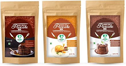 Instant Pancake Mixes for The Family