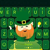 St. Patrick's Day  Theme&Emoji Keyboard