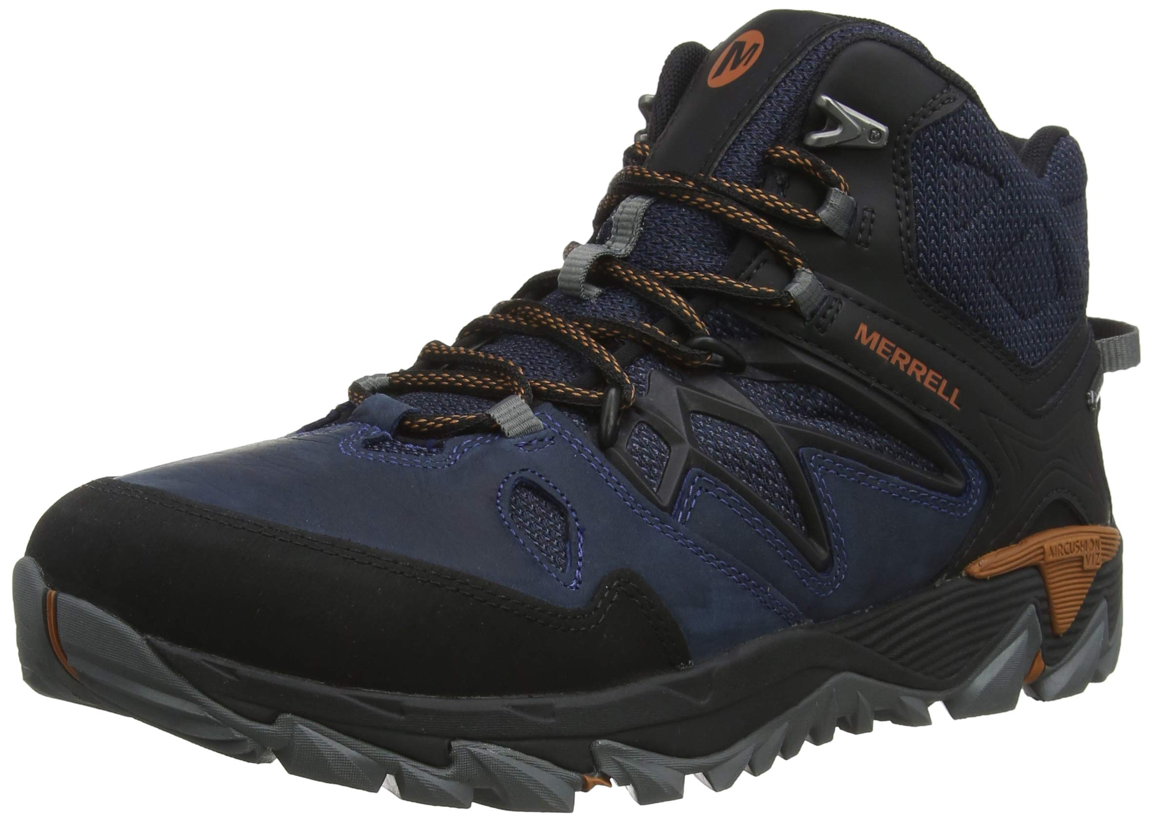 348072e70f6 Merrell Men's's All Out All Out Blaze 2 Mid GTX High Rise Hiking Boots -  UKsportsOutdoors