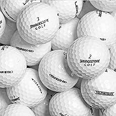 Bridgestone B330 Tour mix 4 dozzine di Palline da golf usate AAA e Pearl (4/5 stelle)