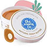 The Moms Co. Natural Body Butter (100 g) for Stretch Marks, Dry Skin and Itchy Skin with Shea and Cocoa Butter