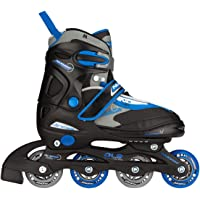 Nijdam Enfants Semi-Softboot Inlineskates Junior Réglable.