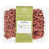 Herdsman British 20% Fat Lamb Mince, 500g
