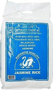 Natures Choice Thai Jasmine Rice - 5 kg White
