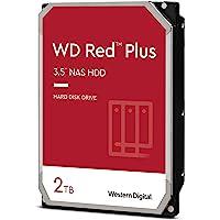 "WD Red 2TB 3.5"" NAS Interne Festplatte - 5400 RPM - WD20EFRX"