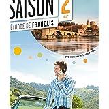 Saison: Livre de l'eleve (A2+) + DVD-ROM