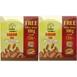 Dabur Badam Oil (200 ml) - Pack of 2