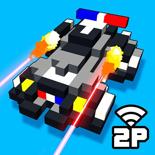 Hovercraft: Takedown - Custom Combat Cars -
