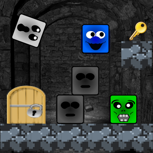 Blocks Bros - Puzzle Platformer