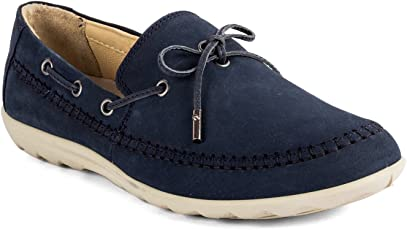 Woodland Leather Casual Loafers for Women