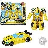 Hasbro Transformers E1907ES0 - Cyberverse Action Attackers Ultra Figur Bumblebee Roboter-Actionfigur