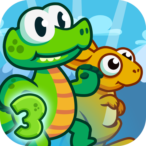 Croc's World 3 (Super Croc)