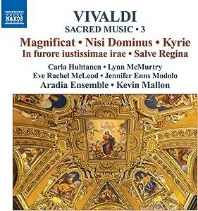 Vivaldi: Sacred Music, Vol. 3