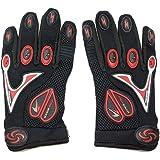 Pro-Biker Motorcycle Full Finger Gloves,C31-4