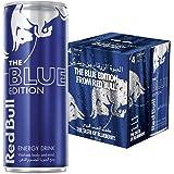 Red Bull Energy Drink, Blueberry, 250 ml (4 pack)
