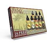 The Army Painter   Metallic Paint Set   8 Peintures Métallisées et 16 Billes de Mélange pour collectionneurs de Figurines War