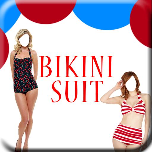 Bikini Suit Photo Frames -