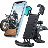 andobil Handyhalterung Fahrrad [ Vollständiger Schutz & Anti-Shake ] Handyhalterung Motorrad 2021 Patent Design Universal 360
