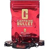 Cafeïne Bullet Energy Gel Upgrade - Mint Chews * 16 - Snellere boost dan gels, tabletten en kauwgom. 100 mg cafeïne - sportwe