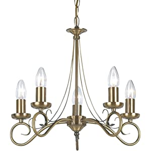 Marlow Home Co. Margarita 8 Light Candle Style Chandelier