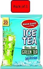 Wagh Bakri Khus & Saunf Ice Tea Green Tea Powder 250 gm (Pack of 2)