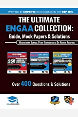 The Ultimate ENGAA Collection: 3 Books In One, Over 500 Practice Questions & Solutions, Includes 2 Mock Papers, 2019 Edition, Engineering Admissions Assessment, UniAdmissions Paperback