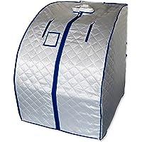 Sauna infrarouge portable XL Deluxe 1000 W