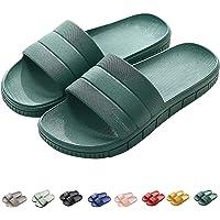 Pantofole estive per interni ed esterni, antiscivolo, in plastica, 7 colori