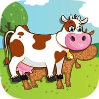 Tierpuzzle für Kleinkinder und Vorschulkinder