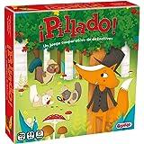 Pillado (Ludilo) Juego cooperativo de detectives, Juego de mesa muy divertido para los más pequeños. Juegos de mesa para niño