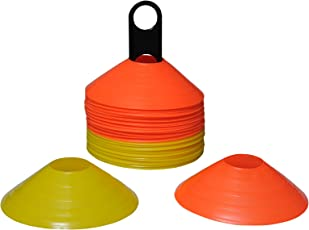Pepup Saucer Cone Marker- 2 Inches (Set of 50 of 2 colors)