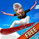 Nurse Vacation Winter Fun : lo snowboard freddo ragazze sportive week-end