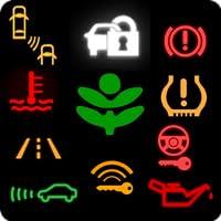 Dashboard lights warning