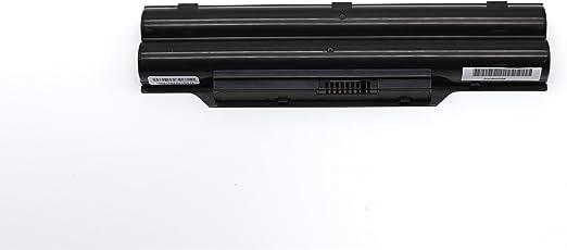 4D Li-ion Laptop Battery for Fujitsu LifeBook A512/AH530/AH531/AH532/BH531/BP331 (Black)