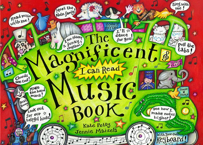 The Magnificent Music Book (Great Grammar Series)