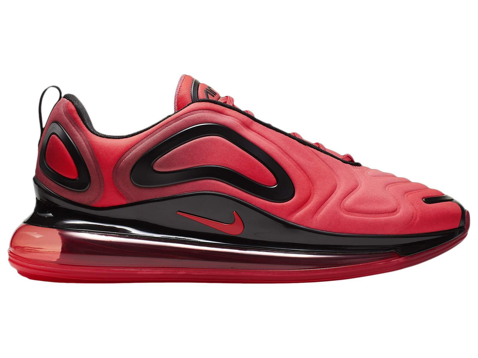 718WklHvPdL - Nike Men's Air Max 720 Bright Crimson/Black/Ember Glow Mesh Running Shoes 10 M US