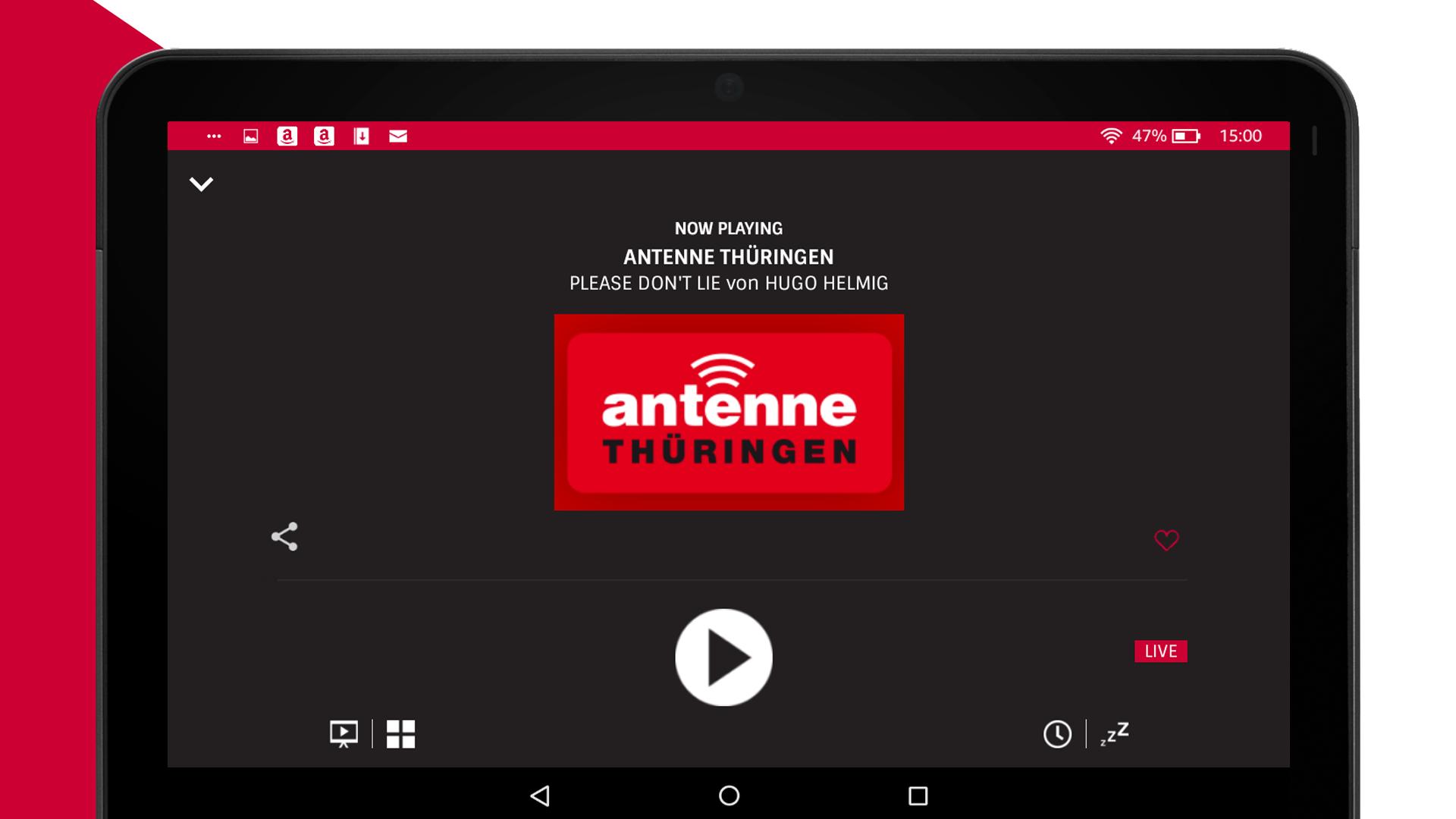 Radio App Für Android