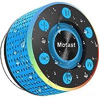 Motast Cassa Bluetooth 5.0 Speaker Wireless Portatile Doccia Casse IP7 con Forti Ventose, Cassa amplificata con…