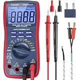 AstroAI Digital Multimeter, TRMS 6000 Counts Multimeters Manual and Auto Ranging; Measures Voltage, Current, Resistance…