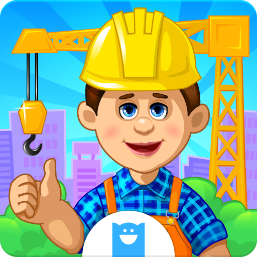 Builder Game (Bauarbeiter-Spiel) Kinder-dienstleistungen