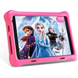 Tablette Enfants 8 Pouces Android 10 Tablettes FHD 1920x1200 IPS Screen, 2GB RAM 32GB ROM