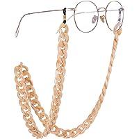 fishhook Catena per occhiali Occhiali da vista retro in acrilico Occhiali da sole Occhiali da lettura Antiscivolo…