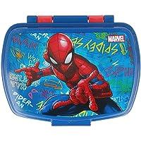 Marvel Spiderman ST-37974 Boîte à déjeuner, multicolore
