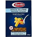 Barilla - pasta senza glutine - Tortiglioni - 7 pezzi da 400 g [2800 g]