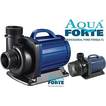 Acquaforte DM 5000Filtro/Stagno pompa 5m³/h, prevalenza 3,5m, 40Watt