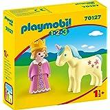 Playmobil 1.2.3 Princesa Unicornio