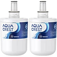 2 x AQUACREST DA29-00003G Filtre à Eau, Remplacement pour Samsung Aqua Pure Plus DA29-00003G, DA29-00003B, DA29-00003A…